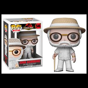 Figura Pop Jurassic Park: John Hammond
