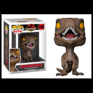 Figura Pop Jurassic Park: Velociraptor