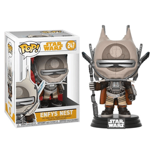 Figura Pop Star Wars Han Solo: Enfys Nest
