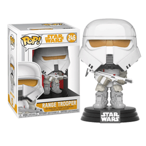 Figura Pop Star Wars Han Solo: Range Trooper