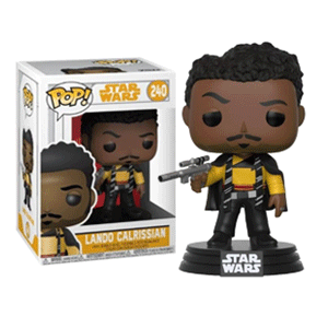 Figura Pop Star Wars Han Solo: Lando Calrissian
