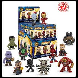 Mystery Minis Vengadores Infinity War Figura Sorpresa
