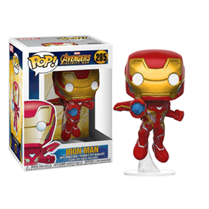 Figura Pop Vengadores Infinity War: Iron Man