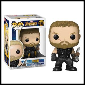 Figura Pop Vengadores La Guerra del Infinito: Thor