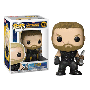 Figura Pop Vengadores Infinity War: Thor