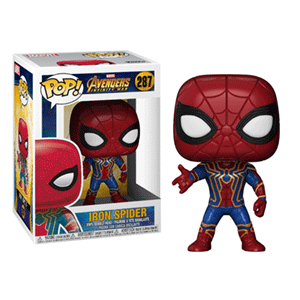 Figura Pop Vengadores Infinity War: Iron Spider