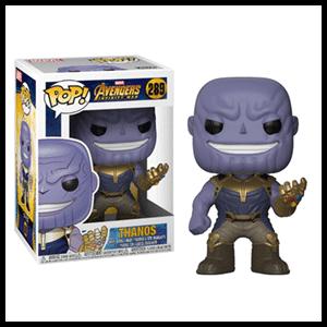 Figura Pop Vengadores Infinity War: Thanos