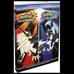 Guía Pokémon UltraSol y UltraLuna