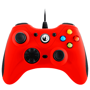 NACON GC-100XF Rojo PC - Gamepad