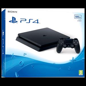 Playstation 4 Slim 500Gb Negra Chassis E
