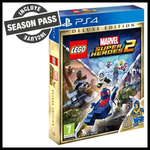 Lego Marvel Super Heroes 2Deluxe