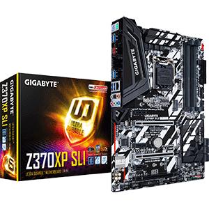 GIGABYTE Z370XP-SLI LGA1151 ATX