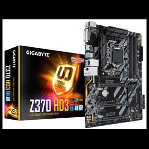 Gigabyte Z370-HD3 SK1151