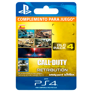 Call of Duty: Infinite Warfare - DLC 4: Retribution PS4