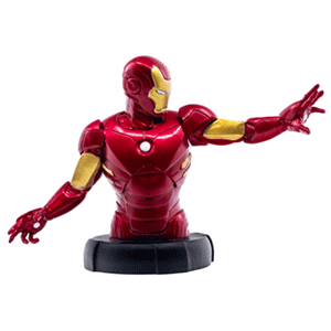 Busto de Resina MARVEL: Iron Man