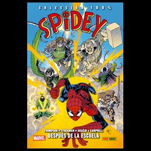 100% Marvel. HC Spidey nº 2