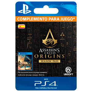 Assassin's Creed Origins - Season Pass PS4