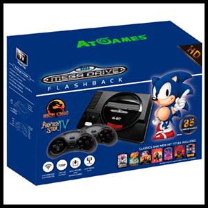 Consola Retro Mega Drive Mini HD 2017 (85 juegos)