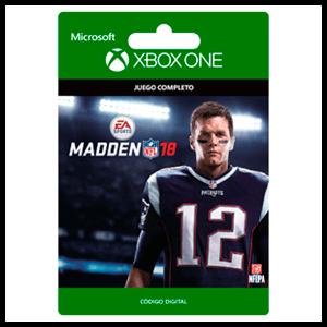 Madden NFL 18 - Standard Edition XONE