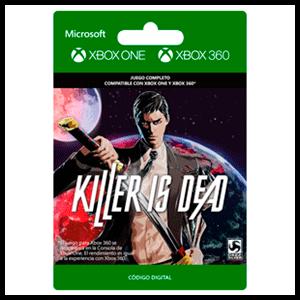Killer is Dead XONE - X360