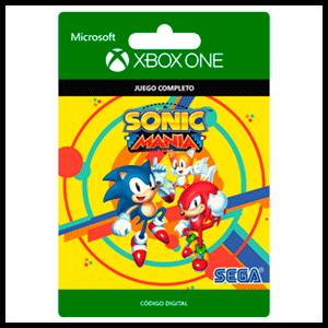 Sonic Mania XONE