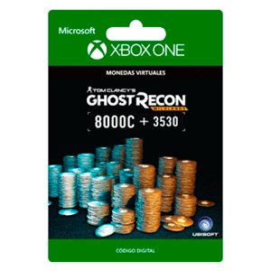 Ghost Recon Wildlands Currency pack 11530 GR XONE