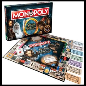 Monopoly El Señor de los Anillos