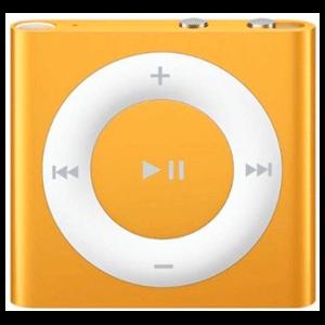 iPod Shuffle 4ª Gen 2Gb Naranja
