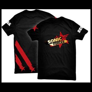 Resultado de imagen de sonic forces shirt