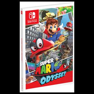 Guía Super Mario Odyssey