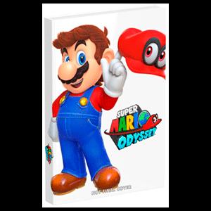 Guía Super Mario Odyssey Edic. Coleccionista
