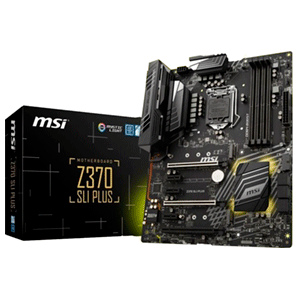 MSI Z370 SLI Plus LGA1151 ATX