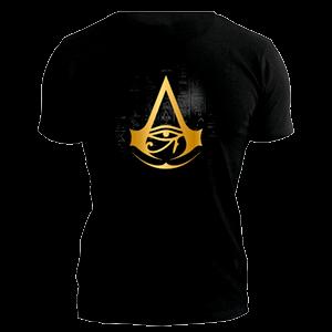 Camiseta Assassin´s Creed Origins Golden Crest  Talla L
