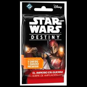Star Wars Destiny: El Imperio en Guerra. Sobre de Ampliación