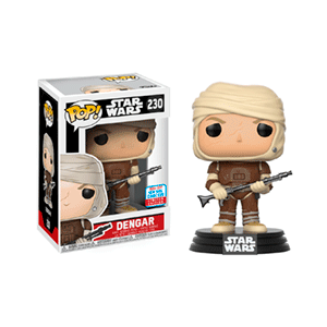 Figura Pop Star Wars: Dengar
