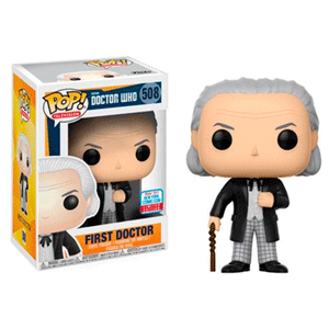 Figura Pop Doctor Who: 1st Doctor