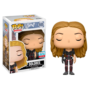 Figura Pop Westworld: Dolores Robotic