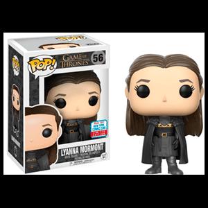 Figura Pop Juego de Tronos: Lyanna Mormont