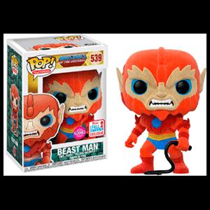 Figura Pop Masters del Universo: Beast Man Flocked