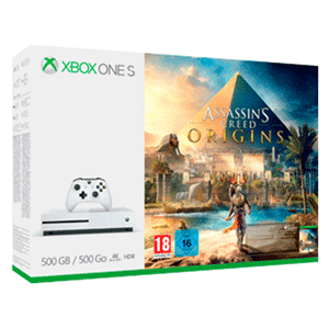 Xbox One S 500GB Assassin´s Creed Origins