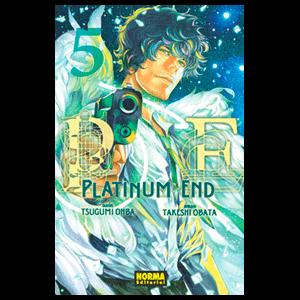 Platinum End nº 5