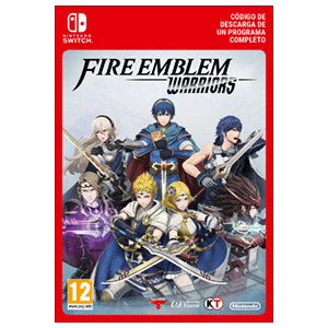 Fire Emblem Warriors NSW