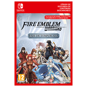 Fire Emblem Warriors: Season Pass NSW