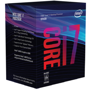 Intel Core i7-8700 3.2Ghz 6-Core LGA1151
