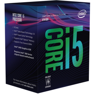 Intel Core i5-8400 2.8Ghz 6-Core LGA1151