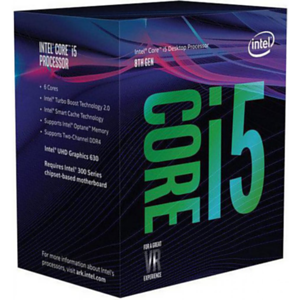 Intel Core i5-8600K 3.6Ghz 6-Core LGA1151