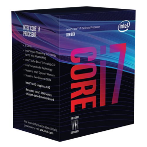 Intel Core i7-8700K 3.7Ghz 6-Core LGA1151