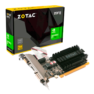 Zotac GeForce GT 710 Zone Edition 1GB - Perfil Bajo