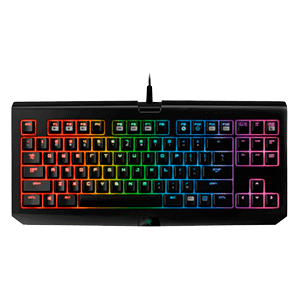 Razer Blackwidow Tournament Edition Chroma V2 Mecánico Yellow Switch