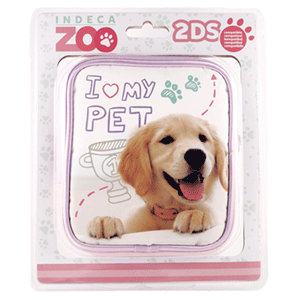 Bolsa 2DS Indeca Zoo